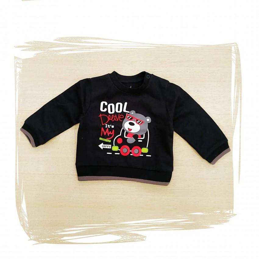 Μπλούζα Φούτερ Βρεφική Παιδική (BRKLN.2.b)