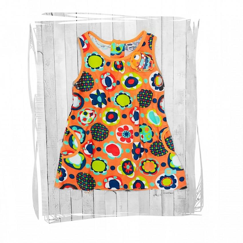 Φόρεμα Μπουρνούζι Παιδικό (Sea.life.1.g)